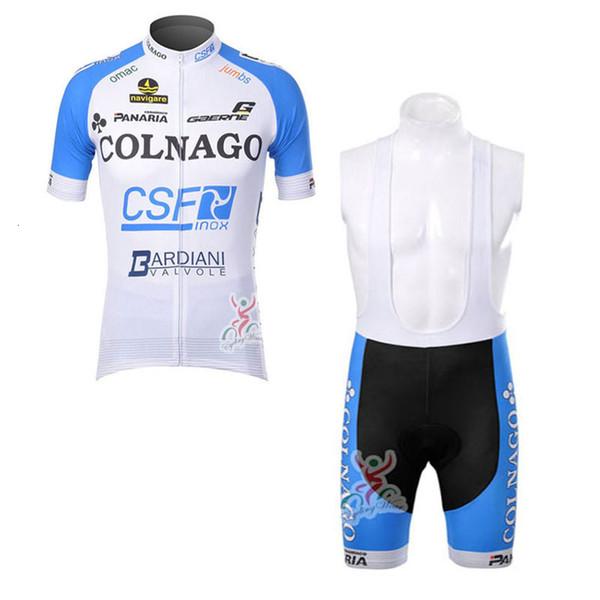 062003 Yeni Colnago Takımı Jersey Bibs Şort Seti Hızlı Kuru Mtb Ropa Ciclismo Spor Üniforma Bisiklet Pro Bisiklet Maillot Culotte Y Wear