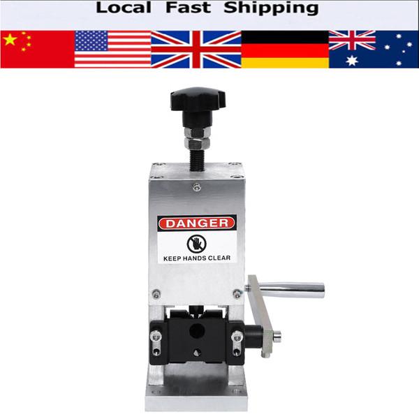 1.5-25mm Scrap à dénuder machine câble Manuel outil Décapant Recyclage Métal Fil de cuivre Outils Stripper