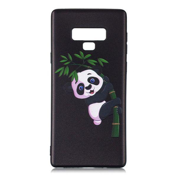 Panda и бамбука