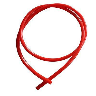 Motorcycle Filters Oil Filters 100cm Motorcycle Dirt Bike Fuel Gas Oil Delivery Tube Hose Line Petrol Pipe 4mm I/D 7mm O/D 1M Red