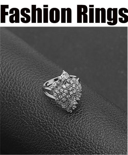 Fabricante atacado anéis stub para homens baratos de alta qualidade marca de jóias de prata 2019 novo frete grátis designer cone amarelo