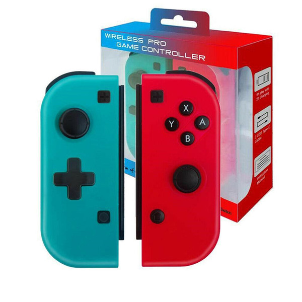 top popular Wireless Bluetooth Pro Gamepad Controller For Switch Wireless Handle Joy-Con Right and Right Handle Switch Right Handle 2020