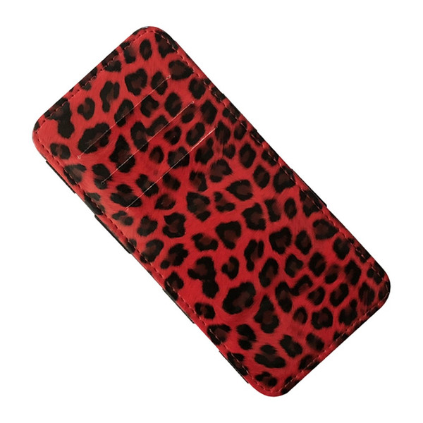 2019 womens bag Wallet Flip Wallet Thin Card Package Leopard Capacity womens purses and wallets portefeuille femme #P20