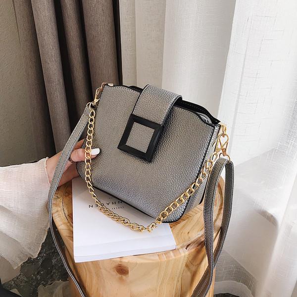 2019 Mode Tasche Tote Taschen Wild Lady Tasche Messenger Bags Strap Cross Body Schulter Tuote Taschen Handtasche Yitao / 4