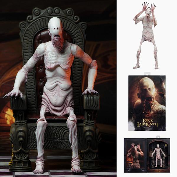 FAUNO Guillermo del Toro Signature  Action Figure Faun Pan/'s Labyrinth NECA