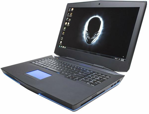 Used Gaming Laptop 18.5'' WIN7 Intel Quad Core 4800MQ 2.7GHz 16GB(8GB*2) SSD+2*750GB NVIDIA GTX770 WebCam HDMI USB