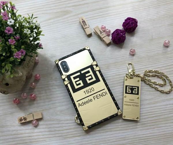 Wholesaele Art- und Weisemarken-Telefon-Kasten für IphoneX Iphone9 Iphone7 / 8Plus Iphone7 / 8 Iphone6 / 6sP 6 / 6s Markentelefon-Kasten für neues Iphone