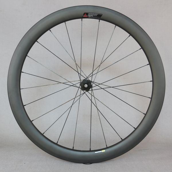 2020 OEM di Taiwan Peso Light Factory Carbon Wheel Set per 700c della bici della strada della fibra del carbonio della bicicletta ruote carbonio bici da strada