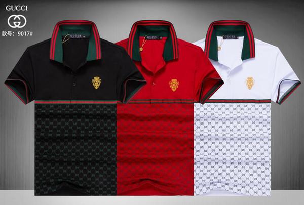 2019 brands new designer fashion summer G t shirt superman gym t shirt men fitness breathable clothing 3D Printed Phillip Plain T-Shirt 153