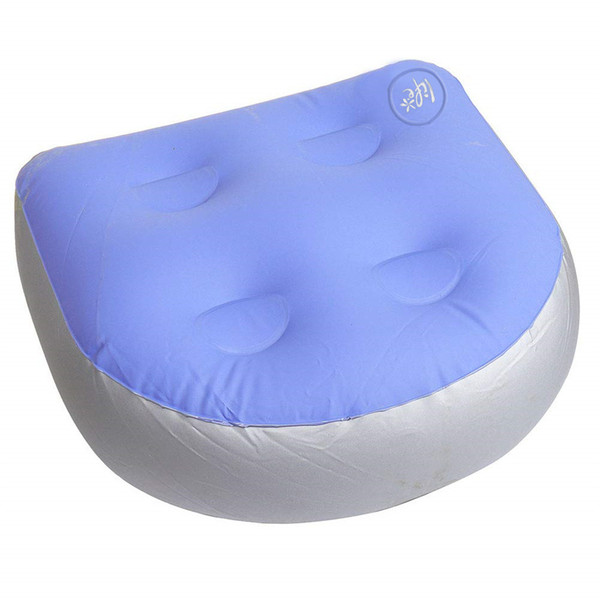 Inflatable Seat Cushion >> Massage Mat 47x37x15cm Spa Cushion Inflatable Hot Tub Seat Soft Home Spa Accessories Back Relaxing Pad For Adults Kids Revolving Car Seat Cushion