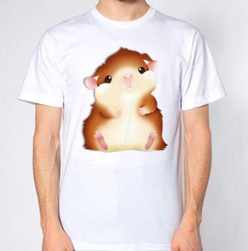 Ginea Domuz T-Shirt Domuz Hayvan Lover Grafik Tasarım Üst Karikatür Komik ücretsiz kargo Unisex Rahat