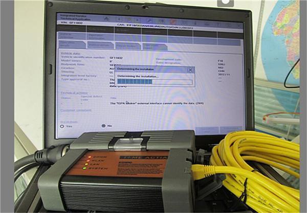 2019 ista per scanner bmw icom a2 con softw / sono modalità avanzata con d630 laptop pronto a lavorare diagnostico per bmw