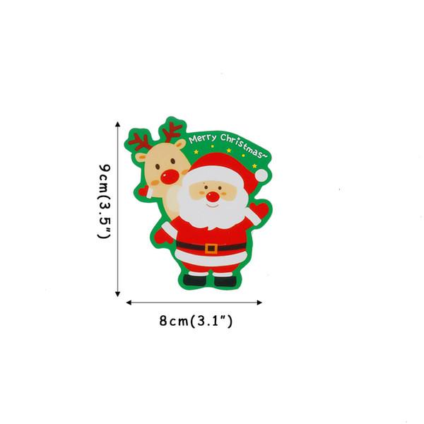 50p Santa claus B
