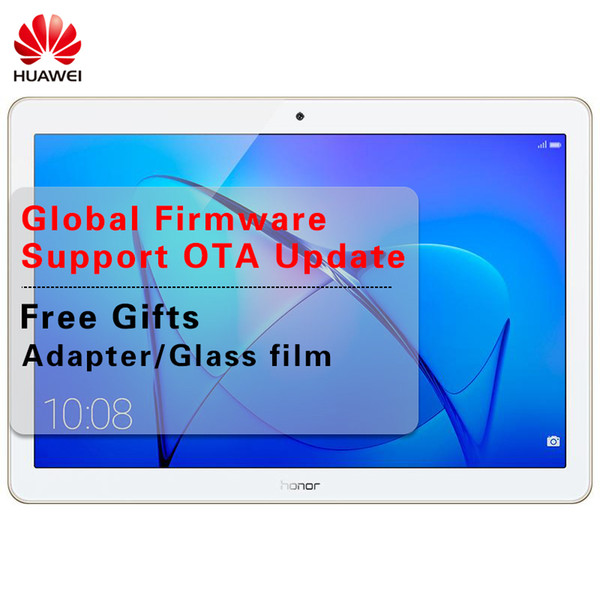 Globales ROM HUAWEI MediaPad T3 10 Ehrenspiel-Tablette 2 3G / 2G RAM 32G / 16G ROM Android 7.0 Tablette-PC 5.0MP Viererkabelkern Snapdragon 425