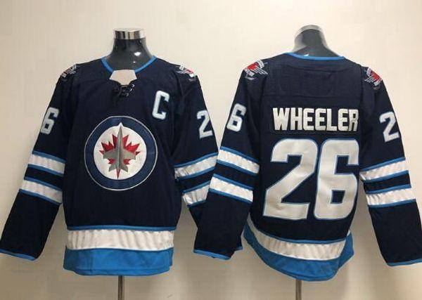 26 Wheelerr-Lacivert