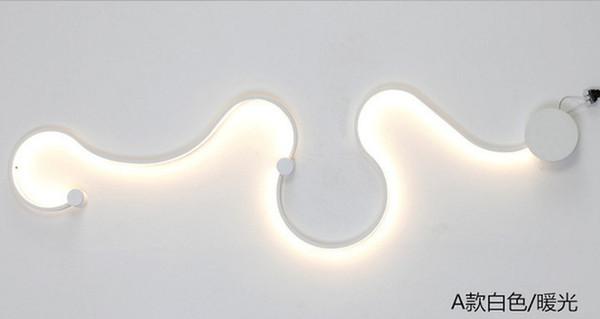 A - Weiß - Warmweiß