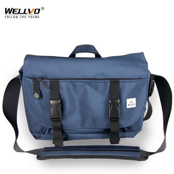 Camera Bags Fashion Crossbody Bags For Youth Men Briefcase Nylon Casual Business Messenger Women Purse Shoulder Bag XA175ZC
