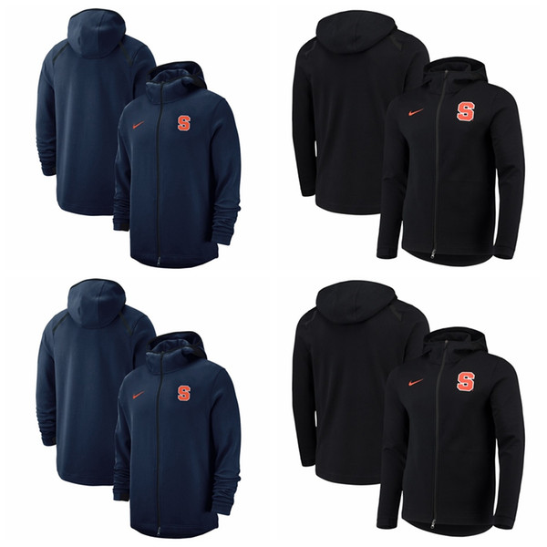 2019 Syracuseorangenike 2018 2019 On Court Basketball Player Showtime Performance Full Zip Hoodie Black Navy 21 From Ptbunion1 49 47 Dhgate Com