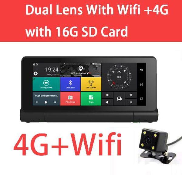 4G с картой 16G