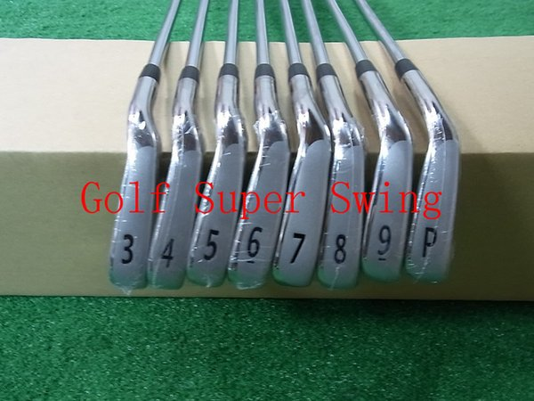 Classical 8PCS A1 712 Golf Clubs 3-9P 712 A1 Clubs Golf Irons Set Regular/Stiff Steel/Graphite Shafts DHL Free Shipping