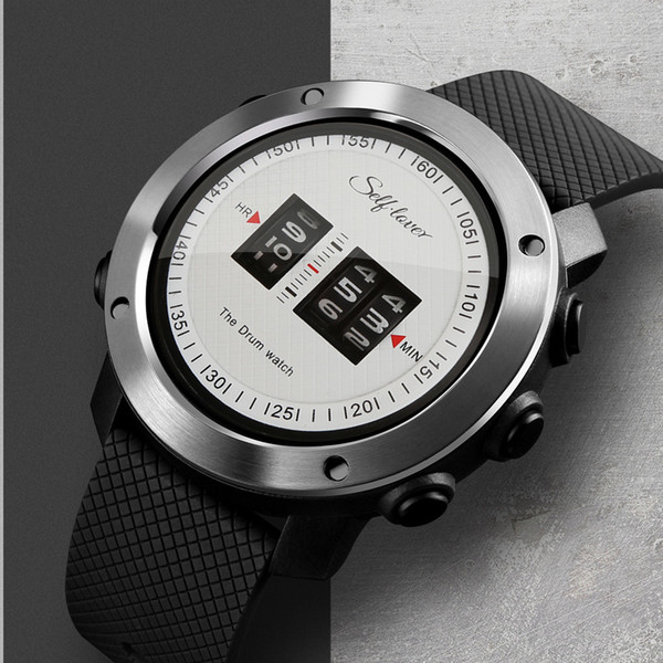 Luxury Sports Watch Men Analog Digital Silicone Army Sport LED Horloges Wrist Watches Men Relogio Masculino For Gift CC