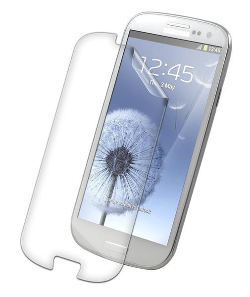 Confezione da 2 pellicole di protezione per schermo ultra sottile Crystal Clear compatibile con Samsung Galaxy S3 SIII I9300