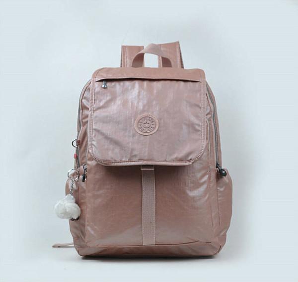 Designer- 2019 new women's fashion classic backpack monkey Kipple shoulder nylon bag female models Kipleds fashion bag377