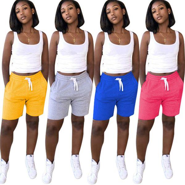 top popular Brand Designer women 2 piece set Sportswear Sleeveless t-shirt shorts sportswear Summer Clothes Tracksuit Tank Top Pant Jogger Sweatsuit 869 2019