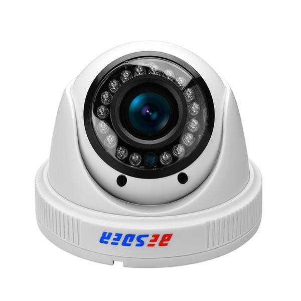 BESDER 4X Manual Varifocal Lens 2.8mm-12mm 720P 960P 1080P Security CCTV IP Camera Indoor Camera DC 12V 48V POE Optional