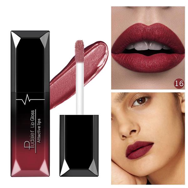 21 Colors Natural Matte Lipsticks Long Lasting Perfect Tint Matt Lip Makeup For Women Professional Lip Stick Waterproof