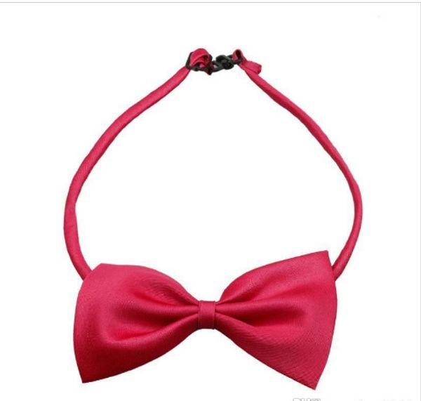 High Recommend Dog Collar Dog Accessories 8 Colors Puppy Cat Pet Toy Kid Bow Tie Necktie Productos Para Mascotas Pet Supplies