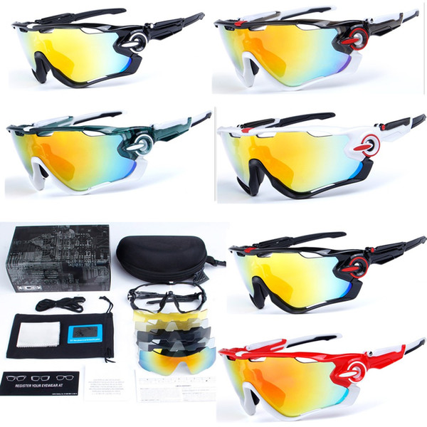 Nouvelles lunettes de cyclisme polarisées en plein air Sports Lunettes à courte vue Lunettes de cyclisme pour hommes et femmes Lunettes de plein air