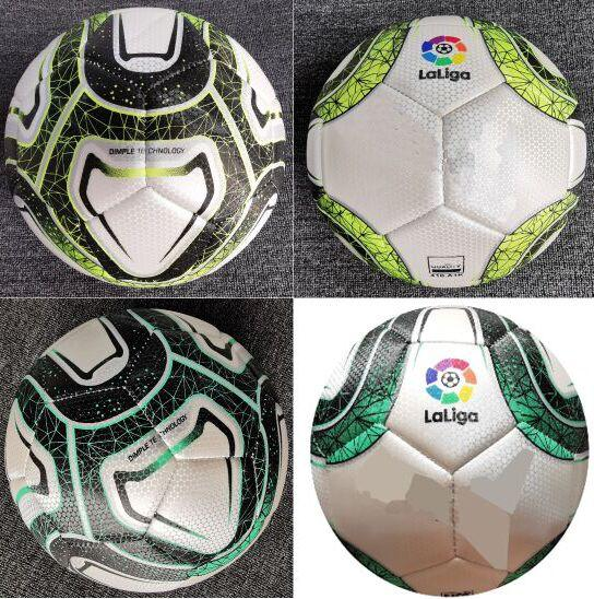 2019 2020 İspanyolca Boyut 5 Toplar futbol futbol topu güzel yüksek gradematch liga İspanya futbol topu (havasız topları Gemi)