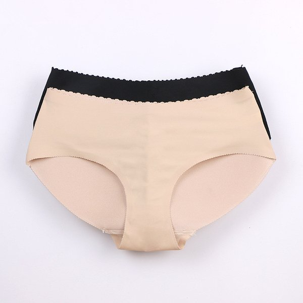 Intimo donna senza cuciture Bottoms Up Wedding Bride (Bottom Pad, Lingerie sexy, Panty, Body Shaping) Intimo donna