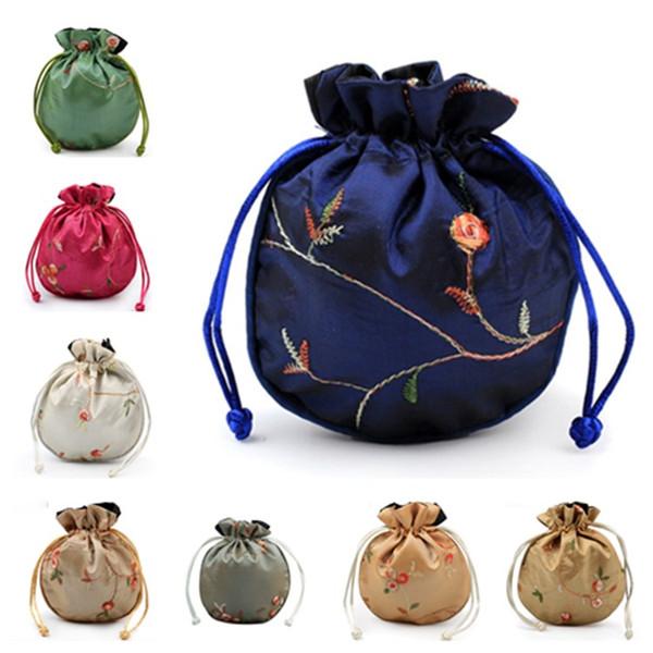 Neue chinesische stil 11 * 13 hochzeit geschenk verpackung süßigkeiten geschenk verpackung tasche schmuck sammlung tasche geschenk verpackung bagT2C5016