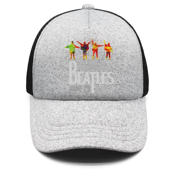 Kids Boys Girls Unisex Adjustable Baseball Cap Beatles-Paul-McCartney-Live Mesh UV Protection Caps Mesh Cotton Twill Trucker Cap