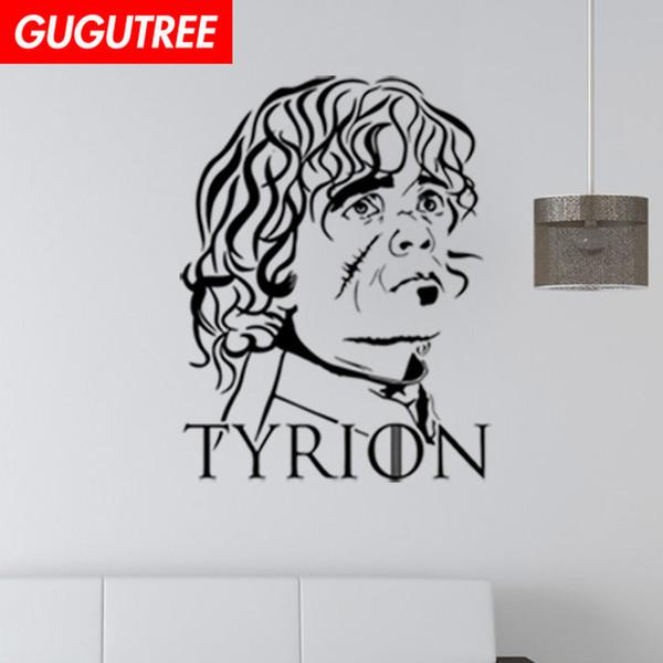 Décorer la maison homme art sticker mural décoration Stickers peinture murale Amovible Décor Papier Peint G-1790