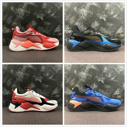 Pum RS-x Toys Reinvention Creepers high Quality Shoes Men Women Running Basketball Trainer Casual shoes Sneakers 36-45