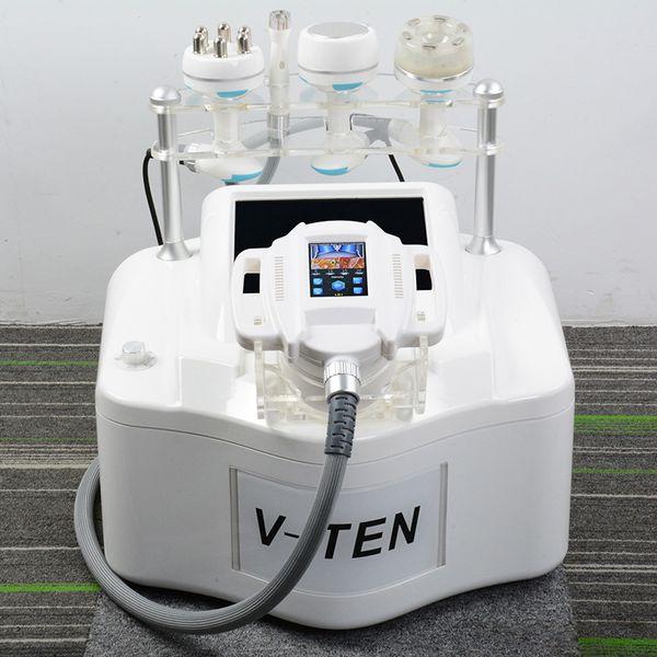 2019 velashape cuerpo de vacío máquina de adelgazamiento máquina de estiramiento cuerpo Máquina de masaje de vacío RF Velashape Body Shaping