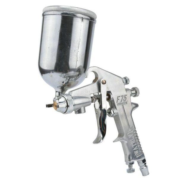 2019 new 400ML Professional Gravity Feed mini Spray Gun Airbrush nail kit Stainless Steel 1.5mm Nozzle Auto Cars Painting Paint Sprayer