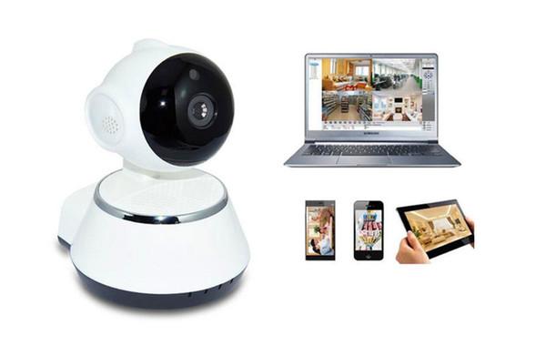 Video HD IP Surveillance 720P HD di visione notturna audio bidirezionale senza fili del CCTV Baby Monitor sistema di sicurezza domestica