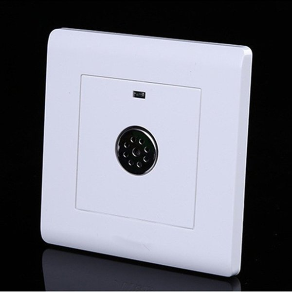 Wholesale Voice-activated Switch Delay Sensor Switch Sound and Light Control Switch AC 180V~250V 10A 50HZ 60HZ Free Shipping