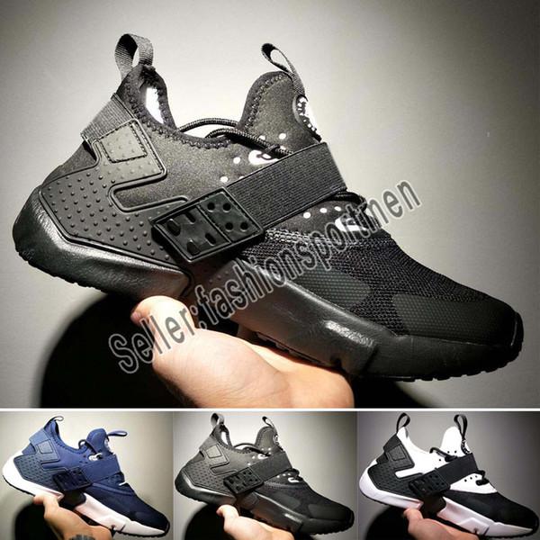 New Air Huarache 6 X Acronym City MID Leather High Top Huaraches Mens Trainers Running Shoes Men Huraches Sneakers Hurache