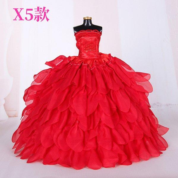 #20,1 piece wedding dress