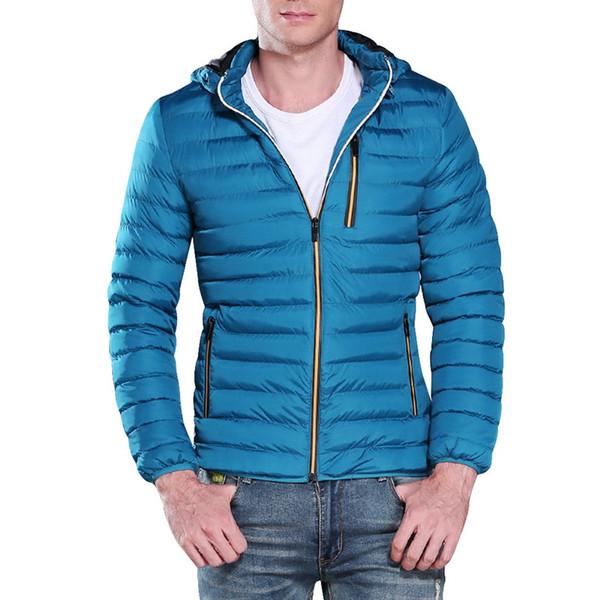 Adisputent 2019 S-3XL осень мужская досуг с капюшоном пальто куртка зима утолщаются Slim Fit Softshell теплое пальто открытый куртка