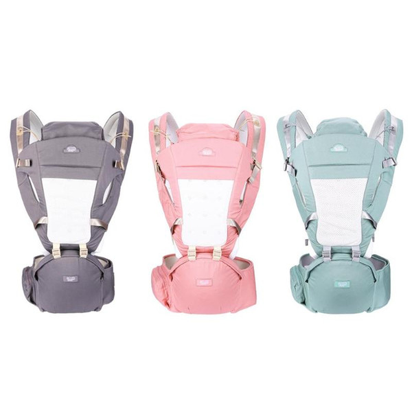 Facing Kangaroos Hipseat Multifunctional Newborn Infant Front Baby Carrier Prevent O-Type Legs Ergonomic Sling Backpacks New Hot