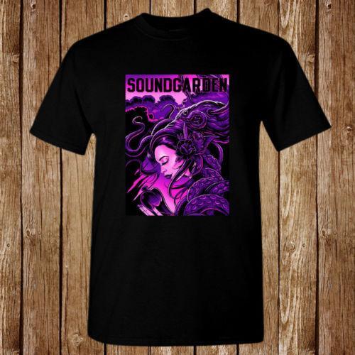 Soundgarden Сидней Австралия тур группа размер S 5XL футболка