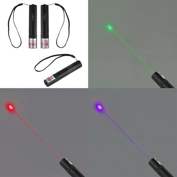 2017 Newest 10mile Corrosion Resistance Waterproof 10mile Laser Pointer Pen 532nm 850 Visible Beam Bright Light