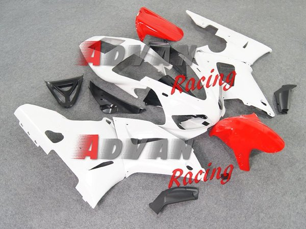 New ABS Motorcycle Fairing kit for YAMAHA YZF R 1 98 99 YZF R 1 1998 1999 YZF1000 yzf r1 98 99 Fairings set custom white