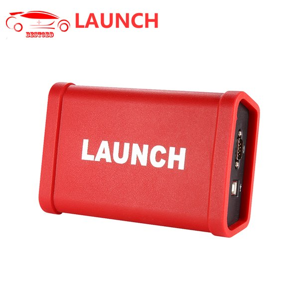 Original LAUNCH X431 HD Heavy Duty Adapter box HD ModuleTruck Diagnostic Adapter Work with X431 V+ X431 Pad More Than 10'